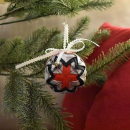 multi colored ornament